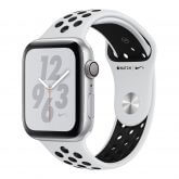 Apple Watch Nike Series 4 silver 165x165 - Apple Watch Nike+ Series 4 - GPS, Aluminum Case, Nike Sport Band