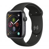 Apple Watch Series 4 space gray 165x165 - Apple Watch Series 4 - GPS, Aluminum Case, Sport