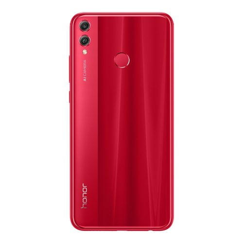 Honor 8X Red back 500x500