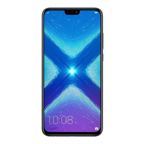 Honor 8X black front 500x500