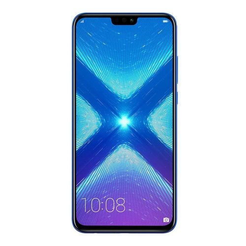 Honor 8X blue front 500x500