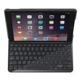 "Logitech Slim Folio for ipad 2 165x165 - Logitech SLIM FOLIO Keyboard Case for 2017/2018 Apple iPad 9.7"" - Open Box"