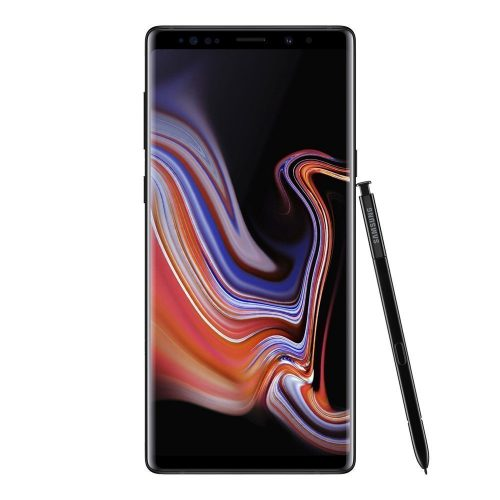 Note 9 Black front 500x500
