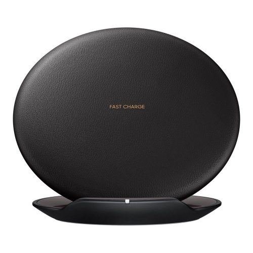 Samsung Fast Convertible Wireless Charging Stand EP PG950 Black 2 500x500