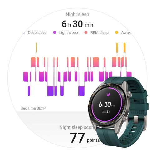 Watch GT Active Green 5 500x500