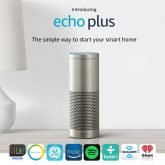 amazon echo plus 2 165x165 - Amazon Echo Plus + 2 Philips Hue Smart Bulbs