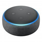 echo dot 3 charcoal 1 165x165 - Amazon Echo Dot (3rd Generation, 2018)