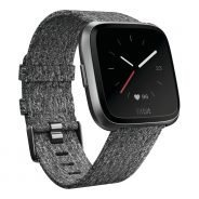 fitbit versa wooven charcoal 184x184