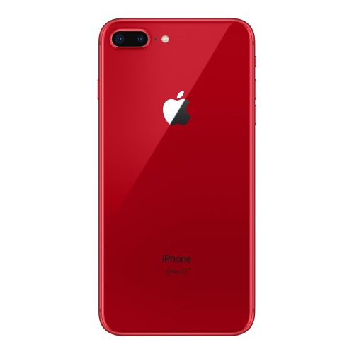iPhone 8 Plus red back 500x500