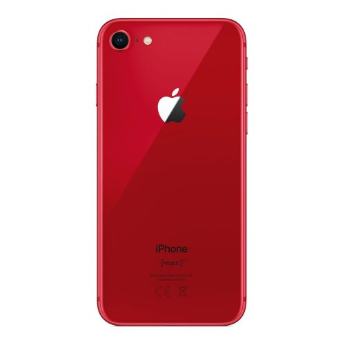 iPhone 8 red back 500x500