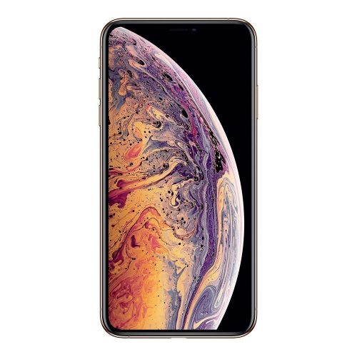 iPhone XS Max gold front 500x500