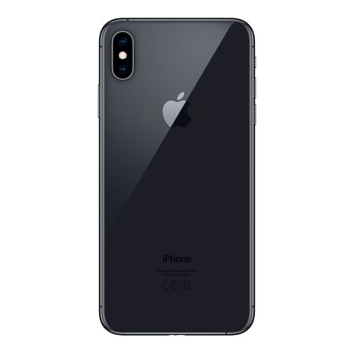 iPhone XS Max gray back 500x500