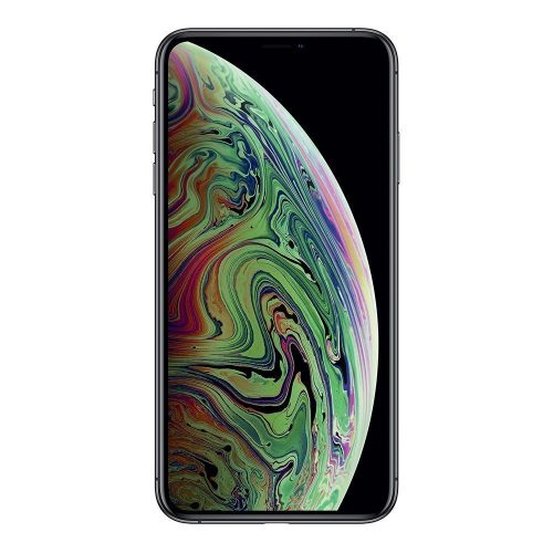 iPhone XS Max gray front 500x500