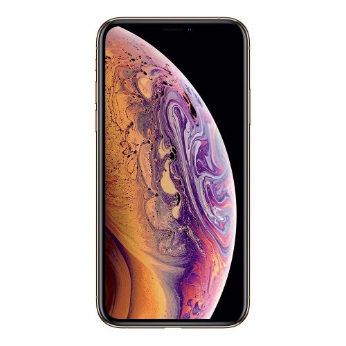 iPhone XS gold front 500x500
