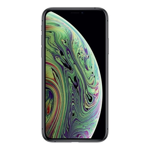 iPhone XS gray front 500x500