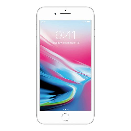 iphone 8 plus silver front 500x500