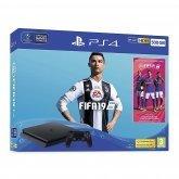 playstation 4 500gb fifa 19 165x165 - Sony PlayStation 4 - 500GB + Fifa 19