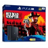 playstation 4 pro red dead redepmtion 2 1 165x165 - Sony PlayStation 4 Pro + Red Dead Redemption 2