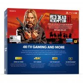playstation 4 pro red dead redepmtion 2 165x165 - Sony PlayStation 4 Pro + Red Dead Redemption 2