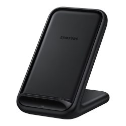 Samsung 15W Wireless Charger Stand (including 25W USB-C Wall Charger)