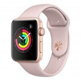 watch 3 gold pink sand 1 165x165 - Apple Watch Series 3 - GPS, Aluminum Case, Sport Band, 42mm